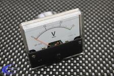 Analog Einbaumessinstrument 0-30 V DC - Drehspulmessinstrument - Zeiger