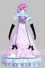 20% OFF FOR SALE Black Butler Ciel Phantomhive Cosplay Costume—Female's Dress