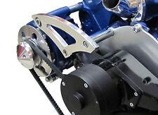 Ford Electric Water Pump Alternator Bracket 289 302 Billet Aluminum V-Belt SBF