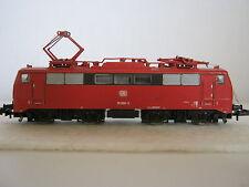 Minitrix N 12932 Elektro Lok BR 111 068-3 DB rot (RG/AE/49L37)