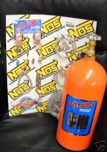 NOS SNIPER V-8 FUEL INJECTION KIT 07006 CHEVY FORD MOPAR NX ZEX