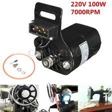 Casalinghi Casa Macchina Da Cucire Motore 220V 100W 7000 RPM K-bracket 0.5 AMP