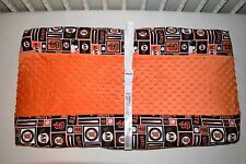 New Changing Pad Cover M/W San Francisco 49'Ers Fabric