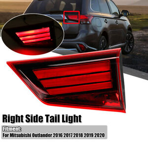 LED Rear Tail Signal Right INNER (RH) Light Lamp For Mitsubishi Outlande