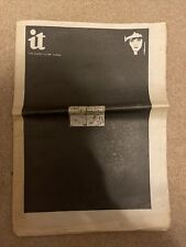 More details for international times number  61 august 1 -14 1969