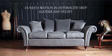 Duresta Leather Sofas, Armchairs & Suites