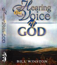 Hearing the Voice of God - Bill Winston 4 CD Teaching