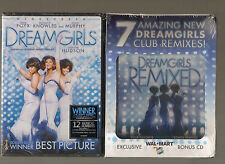 DREAMGIRLS ~ Brand NEW WS Region 1 DVD - w/ Wal-Mart Exclusive Remixed Bonus CD