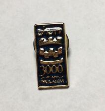 Vintage Jerusalem 3000 Israel Pin Collectible Hebrew Judaism Holly Land 1995