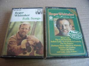 2 x Roger Whittaker - Folk Songs + Seine 20 schönsten Lieder