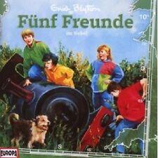 "FÜNF FREUNDE ""IM NEBEL (FOLGE 10)"" CD HÖRBUCH NEUWARE"