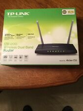 TP-LINK AC1200 Wireless Dual-Band Wi-Fi Router, 5GHz + 2.4GHz (Archer C50)