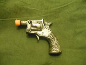 Antique Kenton (SW) Cast Iron Cap Gun Uncommon Variant 1930's Smith & Wesson