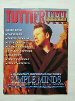 RARE TUTTIFRUTTI N. 89 FEBBRAIO 1990 SIMPLE MINDS KATE BUSH TANITA TIKARAM