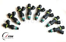 8 1200cc 114lb Fuel Injectors For 04-10 Infiniti QX56 04-16 Nissan 5.6 V8 VK56