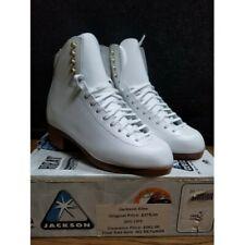 ICE SKATING BOOT JACKSON ELITE  size US 4 B
