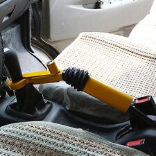 8-Hole Car Gear Shift Knob Handbrake Lock Anti-theft Brake Hand Brake Security