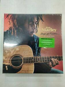 Bob Marley Songs Of Freedom: The Island Years LP Vinyl 2/2021