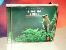 Relax With Singing Birds (CD, 1999, Creative Music, Used)