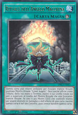 Rituale dell'Angelo Macchina DRL3-IT015 ULTRA RARA MINT  YUGIOH