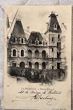 "CPA "" LA ROCHELLE - Maison Henri II ** Dos non divisé **"