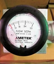 NEW AMETEK ALUMINIUM AIR FLOW METER ROTRON FM20C030Q 550599 SURPLUS NOS