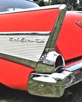 1957 Chevy BelAir Chevrolet PhotoArt Pro PhotoStock Classic Car VarSize Bel Air