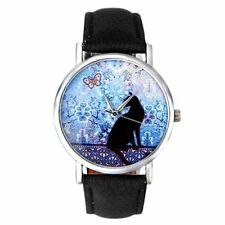 Genuine Leather Strap Adult CAT Wristwatches