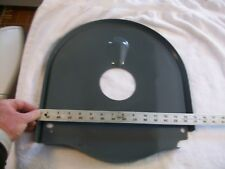 "Steel Wheel Cover with hole Vintage 14"" Delta Rockwell Band Saw Serial #103-3193"