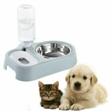 Dog Bowl Pet Automatic Drinking Water Bottle Cat Bowls Products Puppy Bowl Dogs