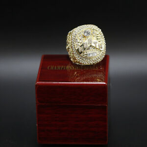 2019 NBA Championship Toronto Raptors Championship Ring with Wooden Display Box