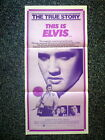 THIS IS ELVIS Rare Original 1980s Daybill Movie Poster Elvis Presley, Rhonda Lyn