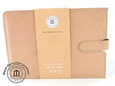 """DBramante 1928 Genuine Leather Slip Case Hunter Natural Tablet 10"""" Notebook"""