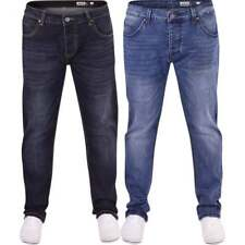 Duck and Cover Mens Original Durable Quality Straight Regular Fit Denim Jeans