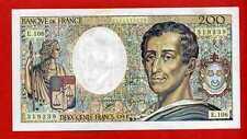 (BNF 185 ) 200 FRANCS MONTESQUIEU 1992 N° E 106 (NEUF-)