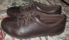NEW Rockport A12728 RocSports Lite Lace Up Sneakers, Women's Brown Size 9.5M