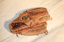 Vintage Wilson The A2000 Xl Leather Softball Baseball Rht U.S.A.