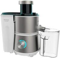Cecotec Licuadora Orbital Juice&Fresh 400 Titan White. 400 W, 20000 RPM Compacto
