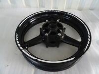 E5. Yamaha YZF R6 RJ03 Cerchione Frontale 3,50x17 Pollici Cerchione Anteriore