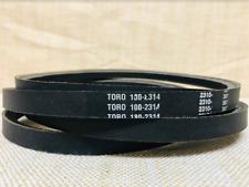 Toro OEM Belt 100-2314