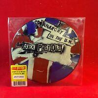 Sex Pistols Anarchy Au 2012 GB 17.8cm Vinyle Image Disque Simple RSD