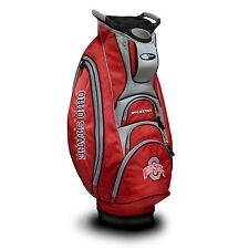 Brand New Team Golf Ncaa Ohio State Buckeyes Victory Cart Bag 22873