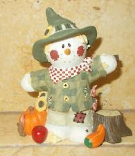 Sarah's Attic #1344 Autumn's Abundance Snowonders ~ 2006 Very Cute!