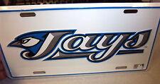 Toronto Blue Jays MLB major league baseball team Metal embossed License Plate