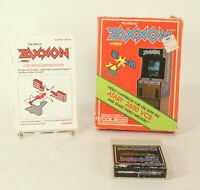 Vintage Boxed Atari 2600 game Zaxxon By Coleco  Tested & Working