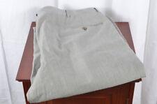 Ralph Lauren Blue Label Wool Pants Gray Solid 36x28 EUC