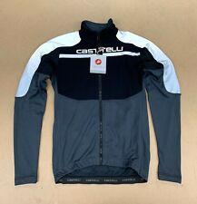 Castelli Secondo Strato Reflex LS Cycling Jersey Size  Men's Medium NEW