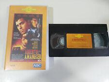 ABIERTO HASTA EL AMANECER TARANTINO CLOONEY VHS TAPE COLECCIONISTA CASTELLANO