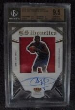 JOEL EMBIID #34/99 2014-15 PREFERRED ON CARD AUTO JERSEY BGS 9.5 W/10 AUTO RC