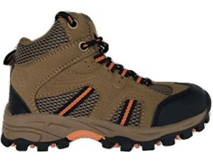 Gander Mountain Boys Trail Climber Essential Hiker Boots Shoes Size 5 New In Box